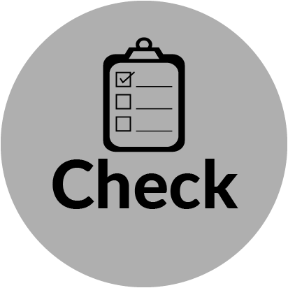 Safety Check Icon