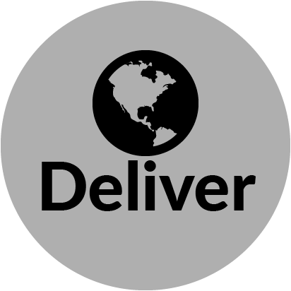 Safety Delivery Icon