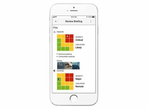 Sayle Safety App