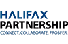 Halifax Parntership logo